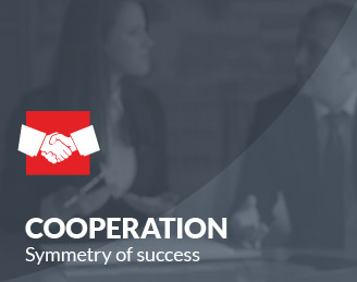 Cooperation Symmetry of success